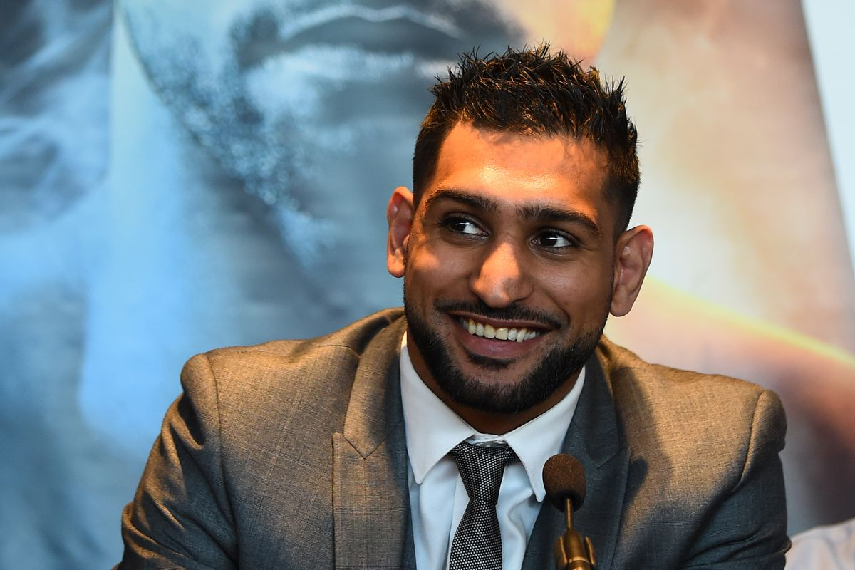 amir khan i know i can beat pacquiao bad left hook