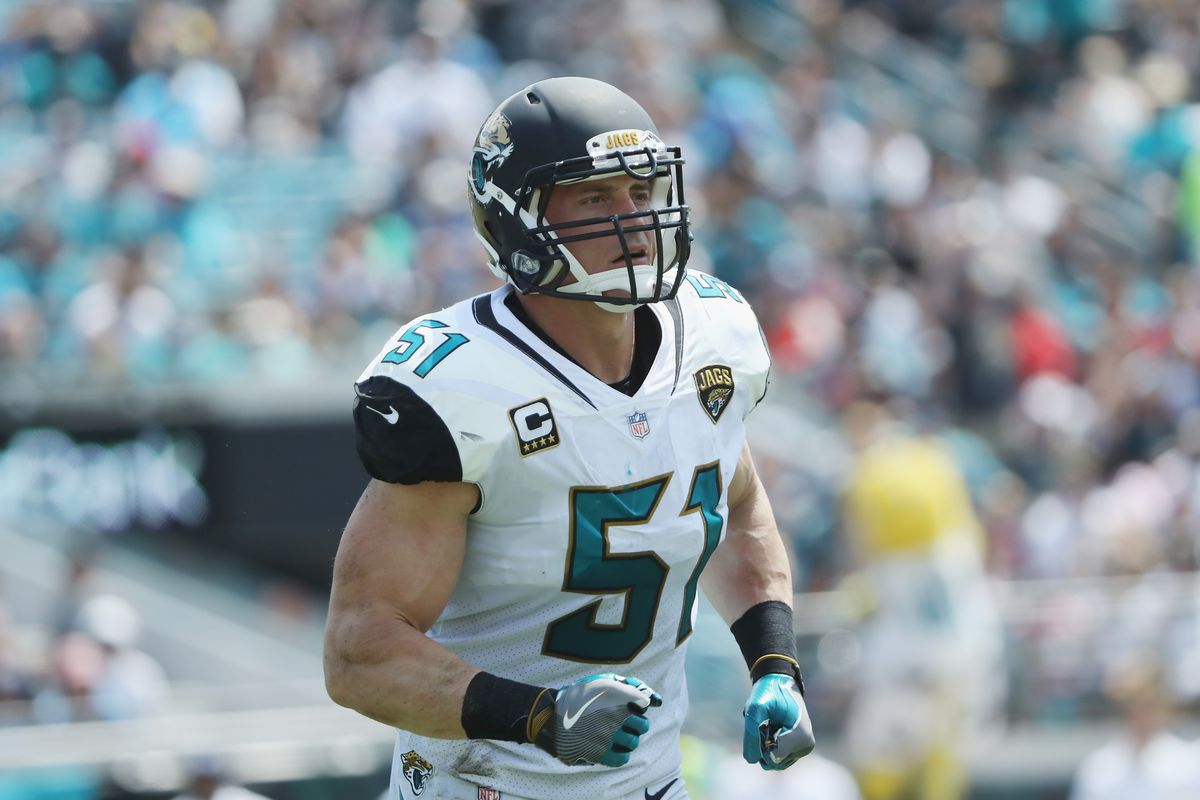 Jacksonville Jaguars Daily Paul Posluszny baffled after silly