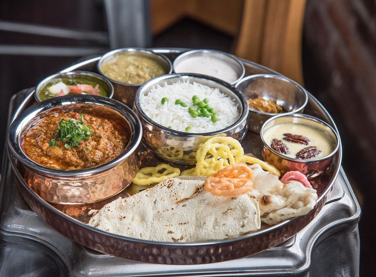 The Desi Tiffin at Chauhan Ale and Masala House
