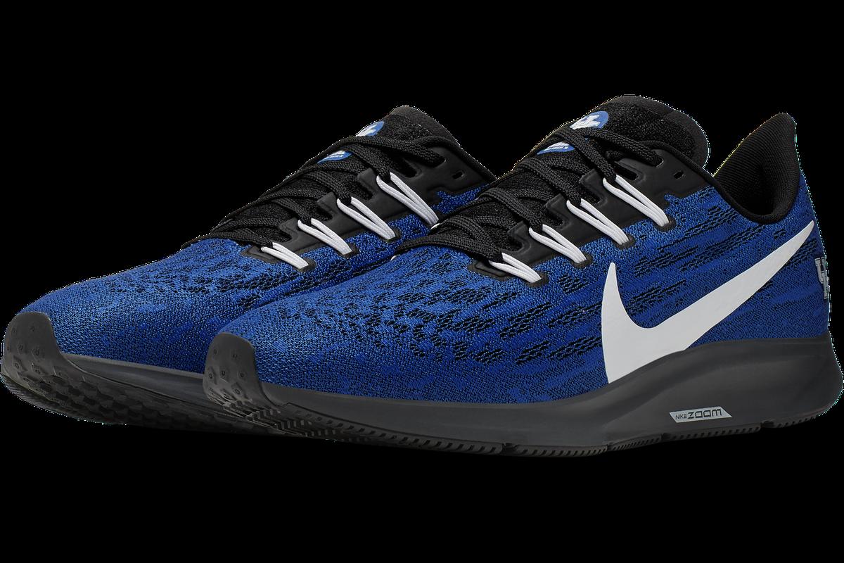 Nike drops the new Air Zoom Pegasus 36 Kentucky shoe A Sea