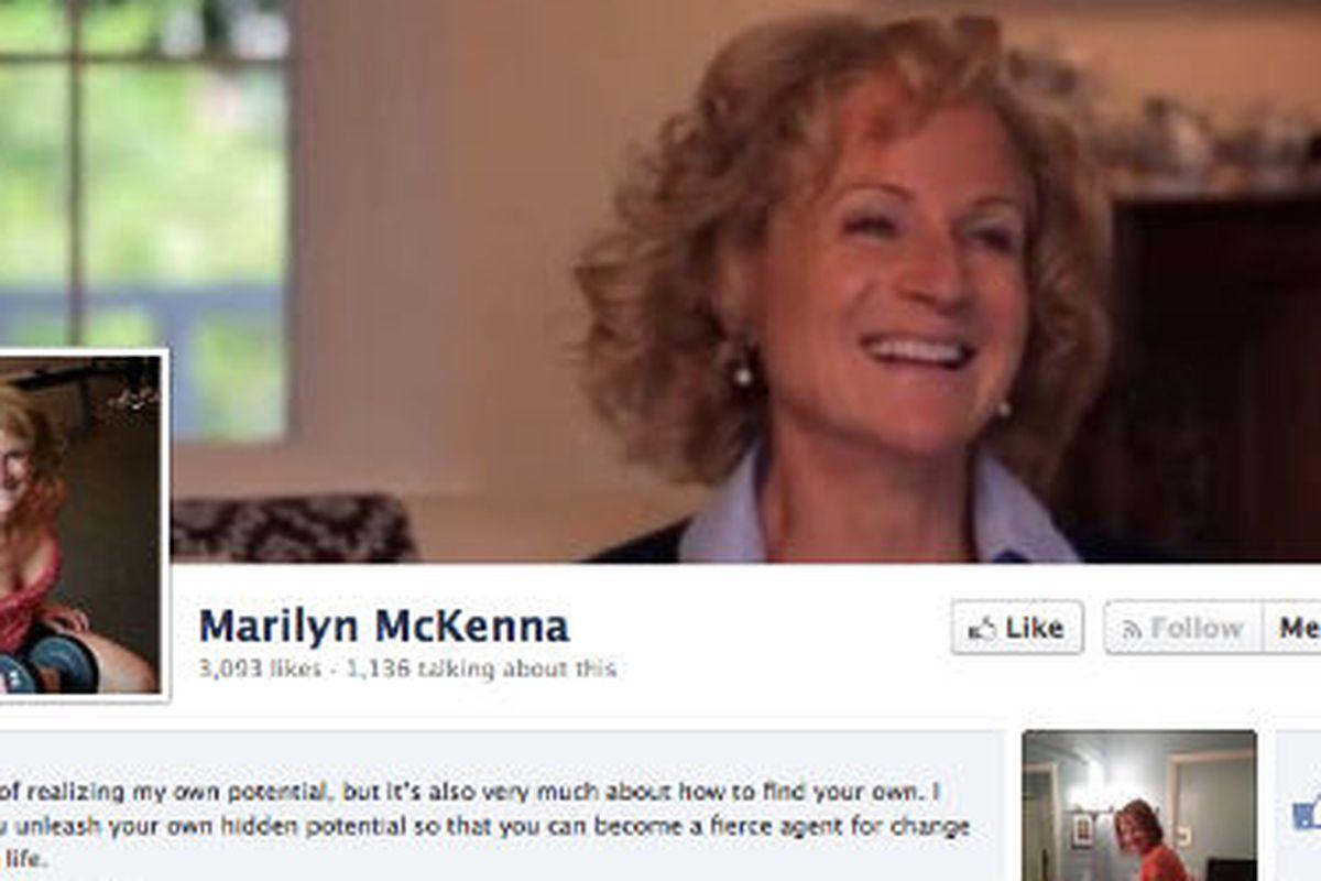 """Photos via Marilyn McKenna/<a href=""""https://www.facebook.com/mckennamarilyn"""">Facebook</a> &amp; <a href=""""https://twitter.com/mckennamarilyn/status/422182928982876160/photo/1"""">Twitter</a>"""
