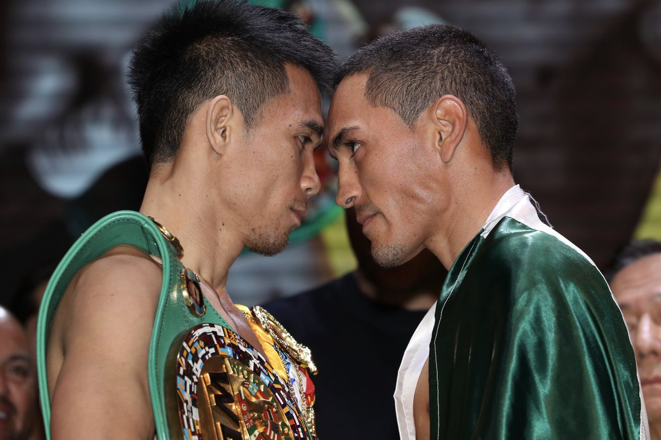 MatchroomBoxing 2019 Apr 25.0 - Rungvisai-Estrada 2: Live coverage, 7:30 pm ET