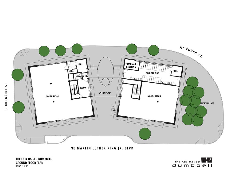 Fair-Headed Site Plan