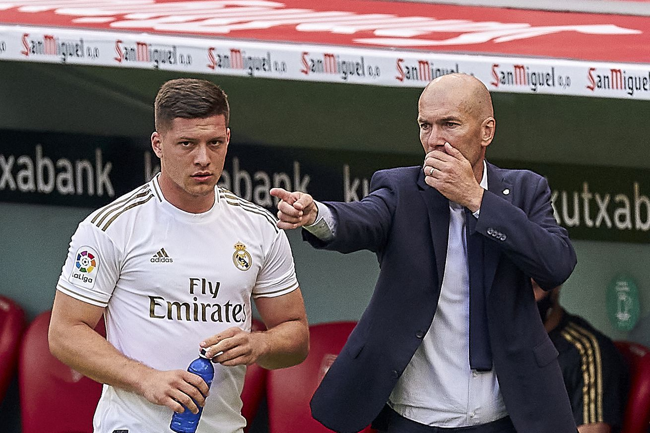 Real Madrid decide to sell Luka Jovic -report