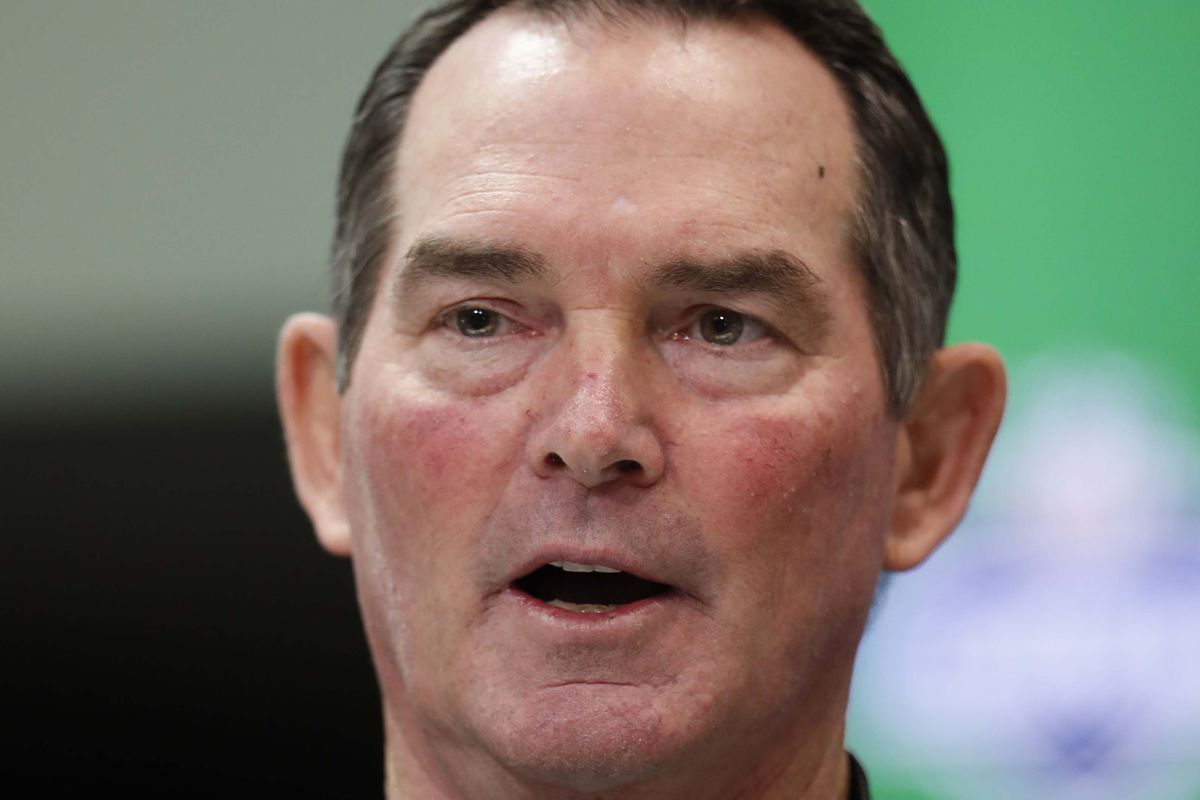 Mike Zimmer Rejoins Vikings