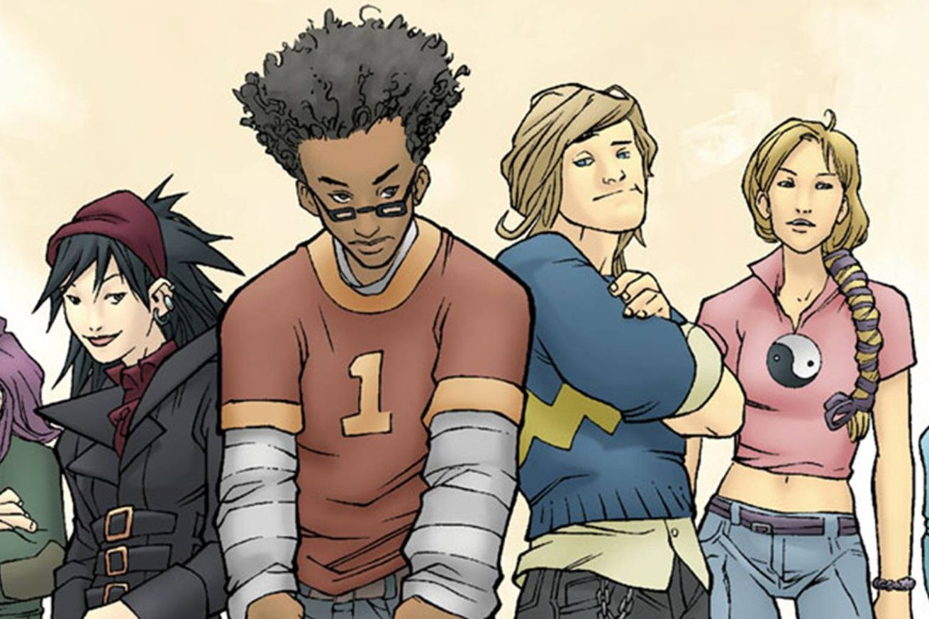 how hulu s runaways took its fresh look at superheroes directly from the comics
