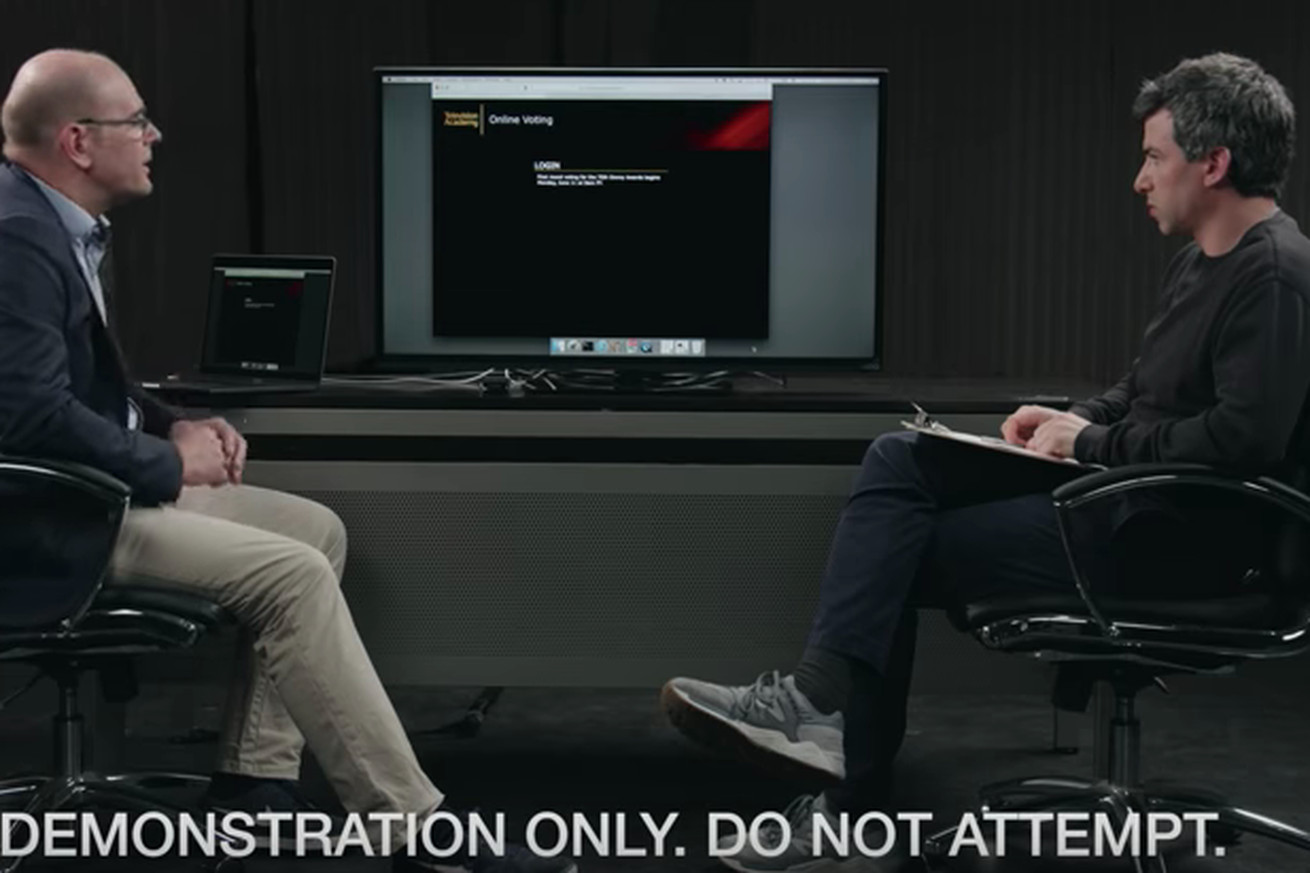 nathan fielder s emmys nomination pitch is a walk through of hacking the emmys