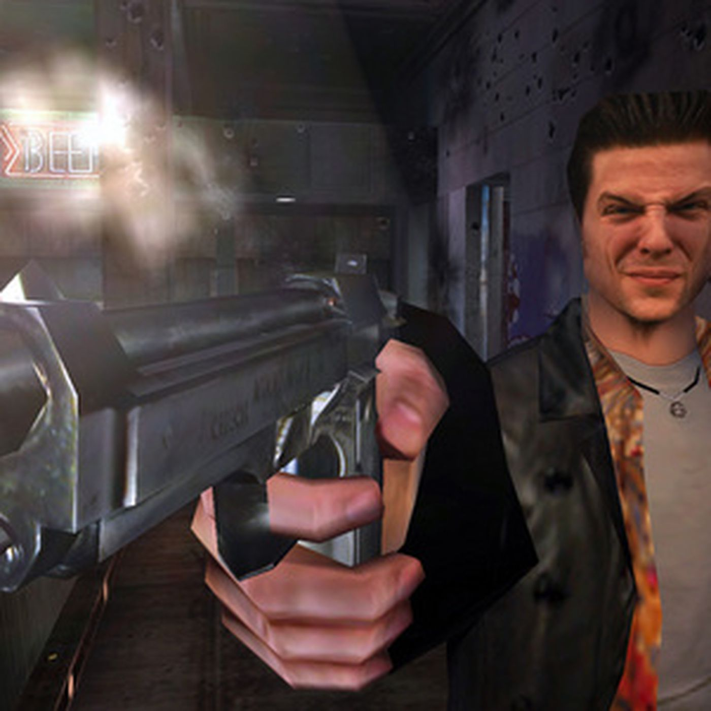 Max Payne Rated For Ps4 Release Polygon