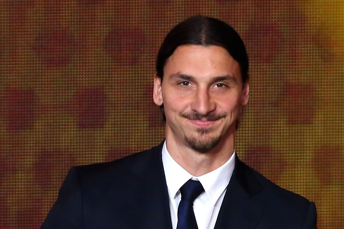 the best attitude d41d7 1fc7b Zlatan Ibrahimovic pays to send intellectually disabled team ...