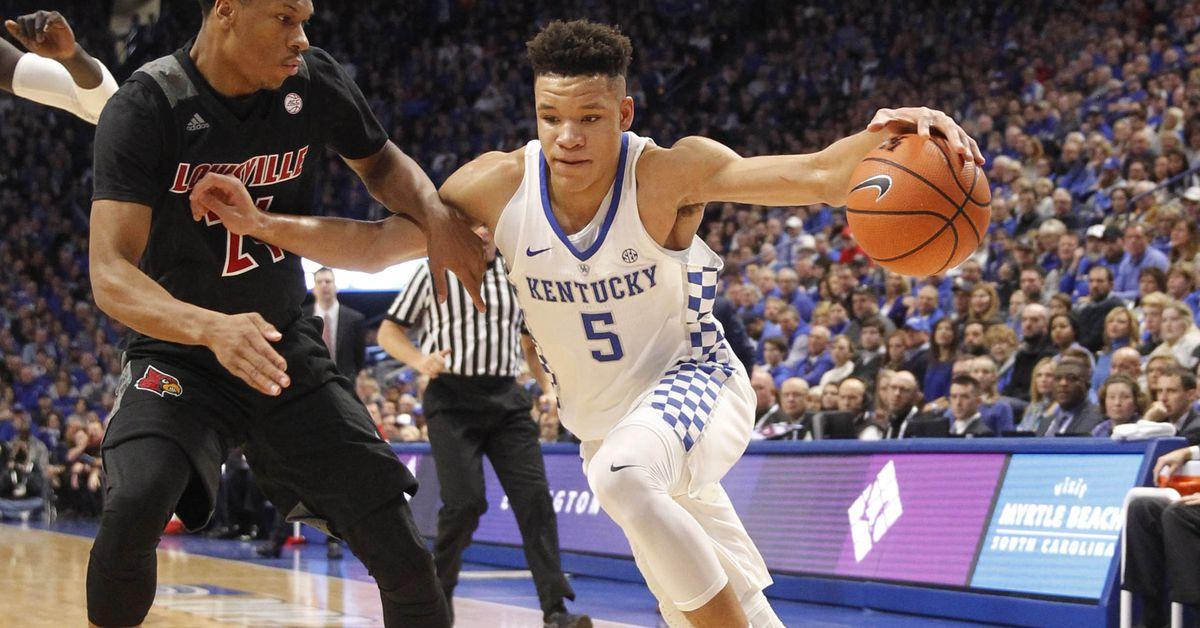 Kentucky Basketball 2017 18 Season Preview For The Wildcats: Who Are The 2017-18 Kentucky Wildcats Basketball Team?