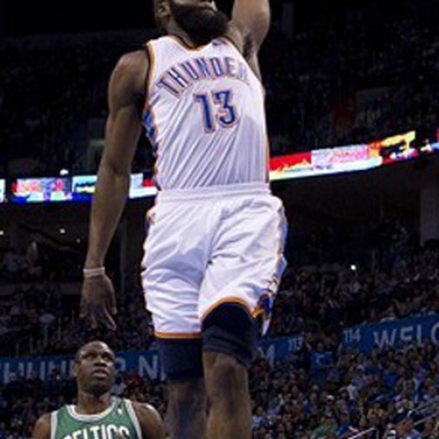 1734113608ff OKC Thunder 2011-2012 Final Player Grades and Season-End Profile  James  Harden - Welcome to Loud City