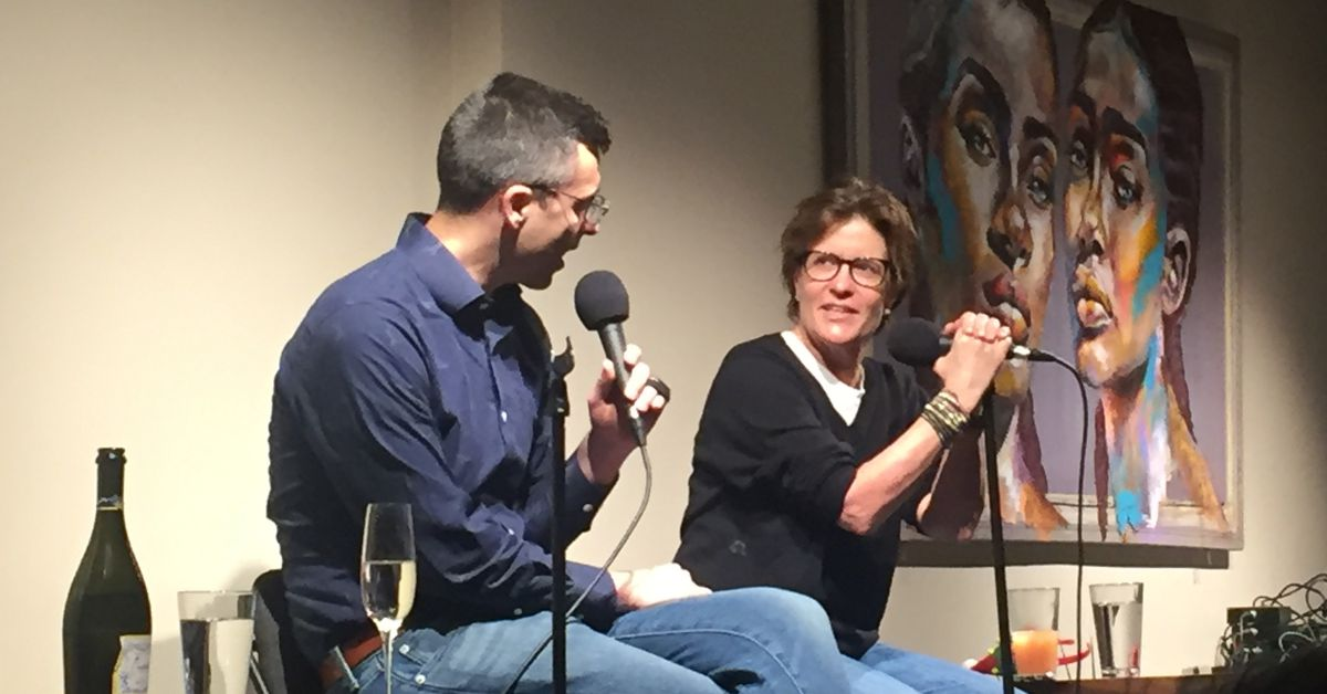 Full Q&A: Ezra Klein and Kara Swisher on the future of journalism