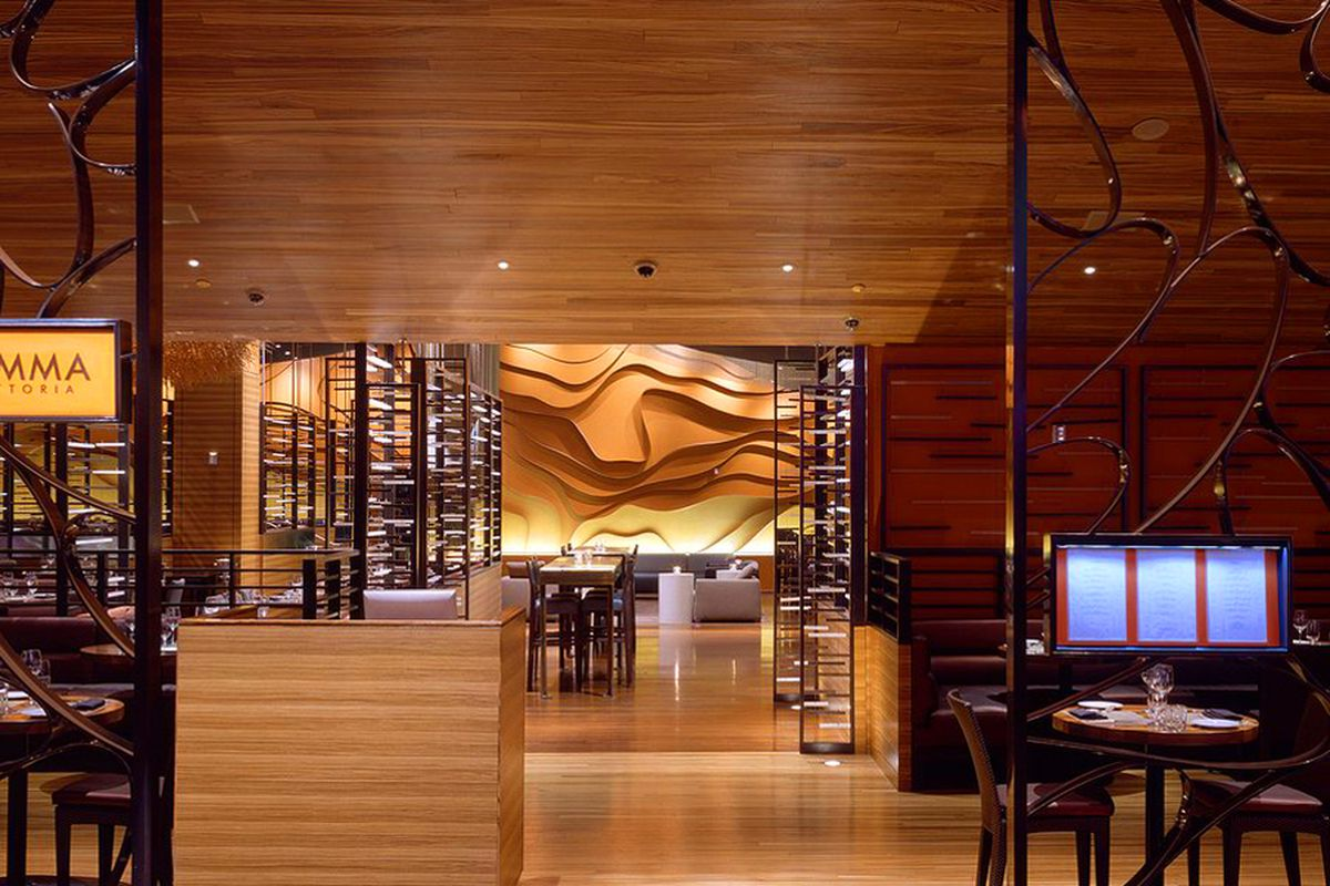 Fiamma entrance designed by YMS