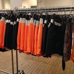 Shorts and Skirts, $129