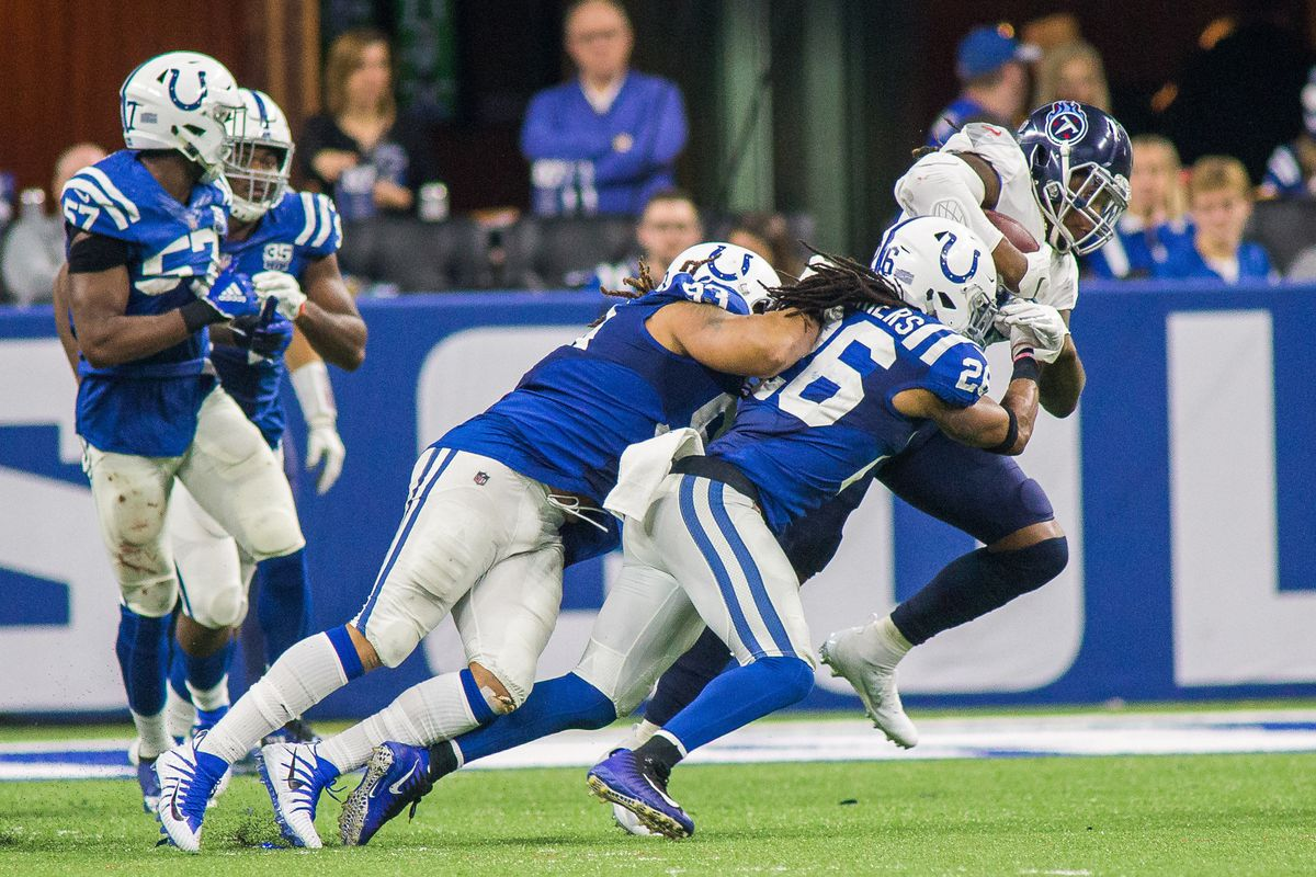 Colts Thursday Injury Report: Glowinski returns, five DNP