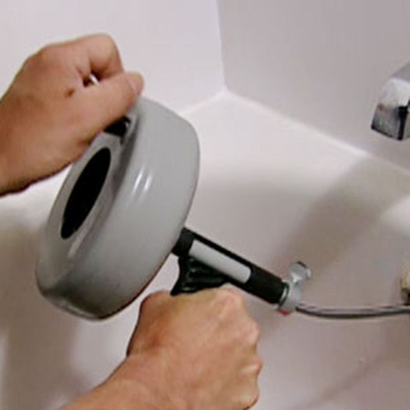 How To Clear A Clogged Bathtub Drain This Old House