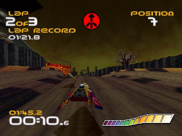 Wipeout的联合创始人回顾了三十年的赛车游戏