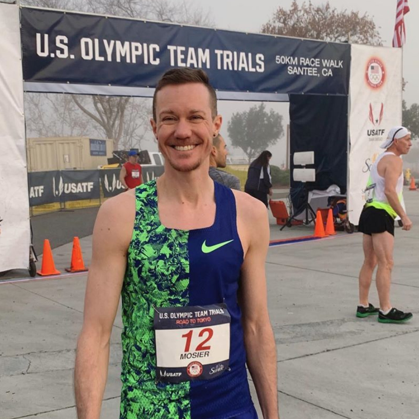 Chris Mosier makes history at 2020 Olympic trials, vows to race ...