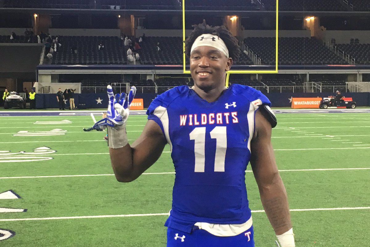 Texas Longhorns Commits Weekly Preview State Championship Edition