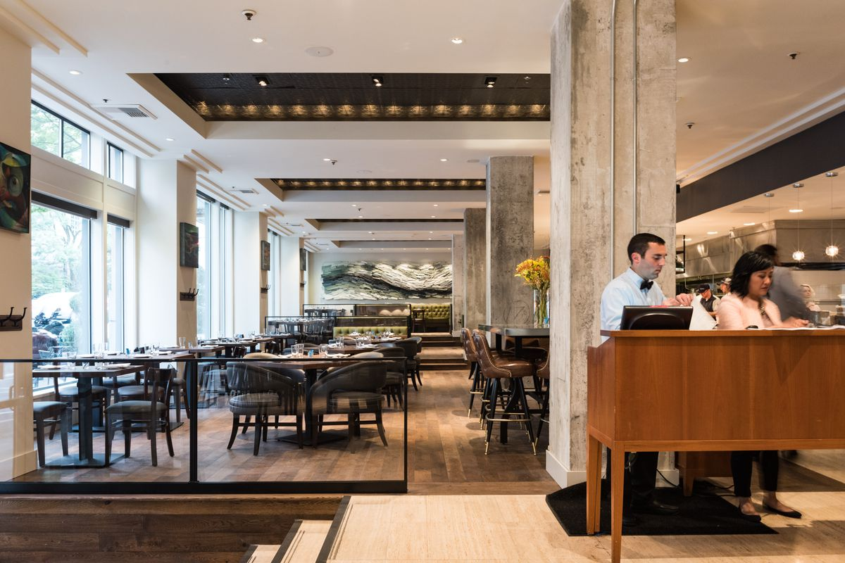 See Inside Headwaters, the New Restaurant in The Heathman Hotel