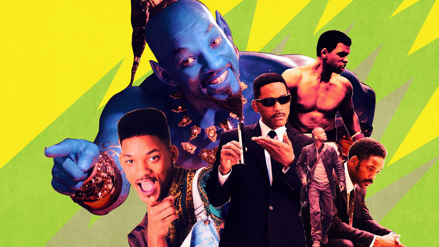 Give Will Smith a Sparring Partner and He'll Give You Greatness