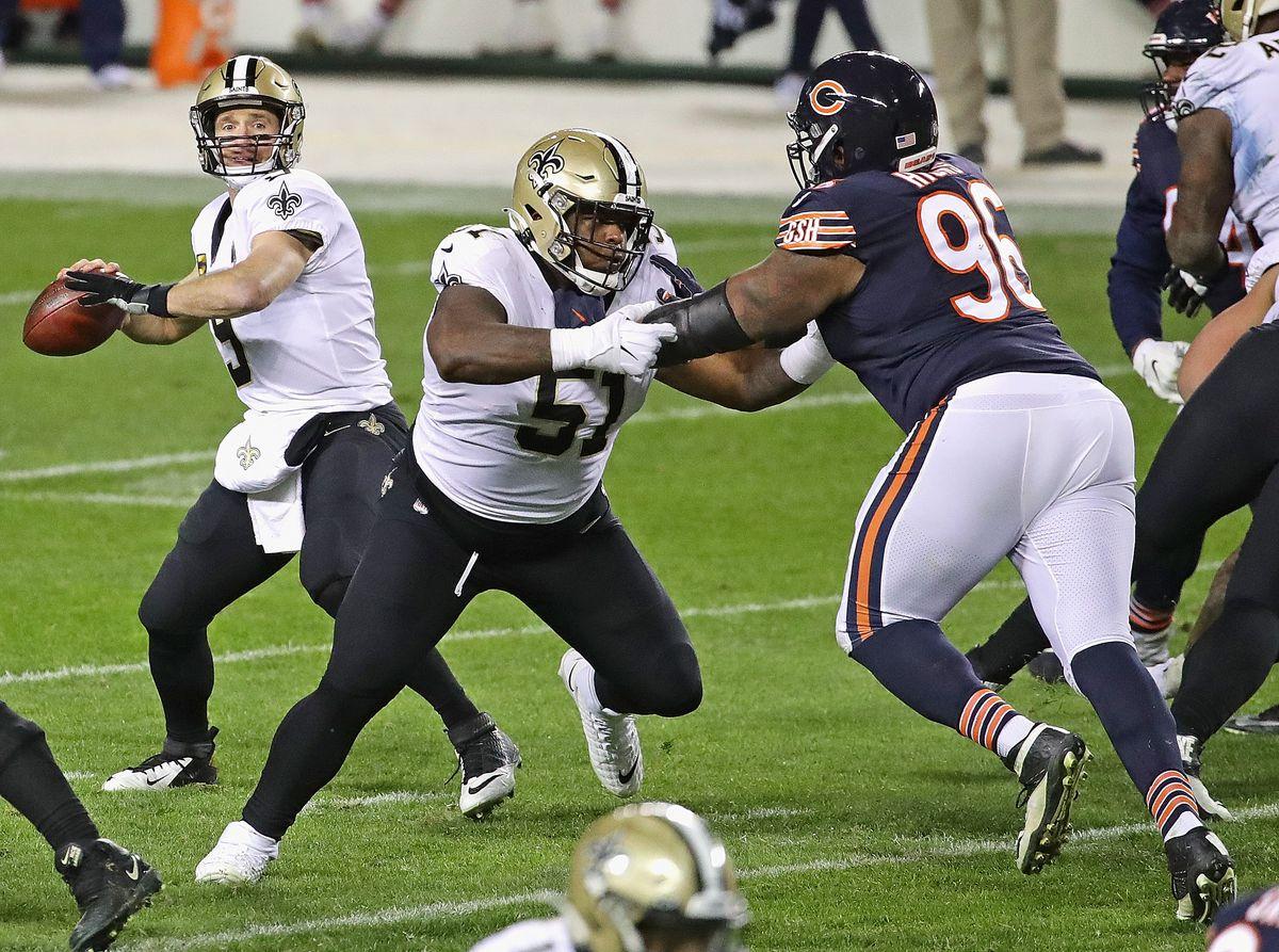 New Orleans Saints v Chicago Bears