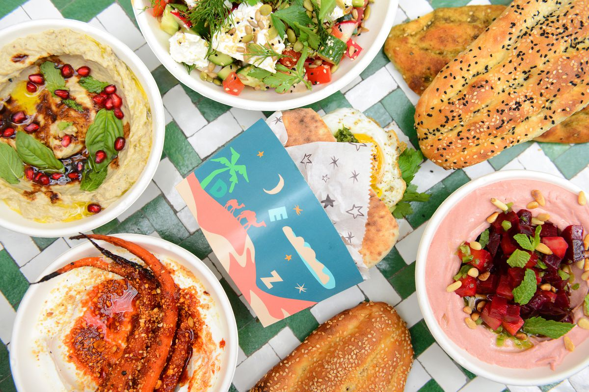 74b08b39e1e9 Dez from By Chloe Co-Founder Opens Thursday With Fast-Casual Middle ...