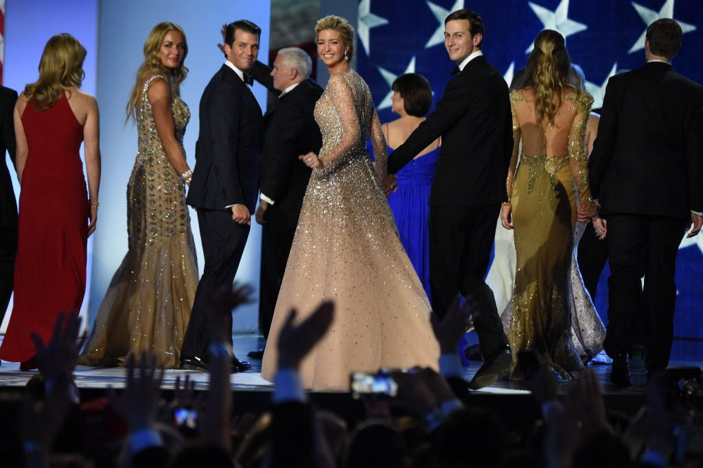 Melania Trump A Stunner In Herve Pierre Inaugural Ball Gown Chicago Sun Times