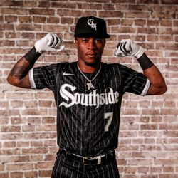Tim Anderson's jersey sold out at the Chicago Sports Depot in two hours.