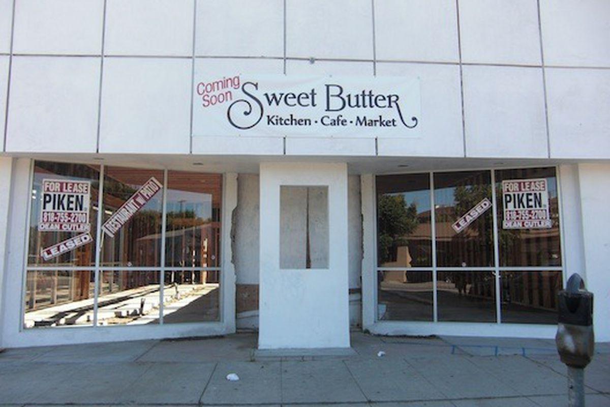 Sweet Butter Kitchen Underway In Sherman Oaks - Eater LA