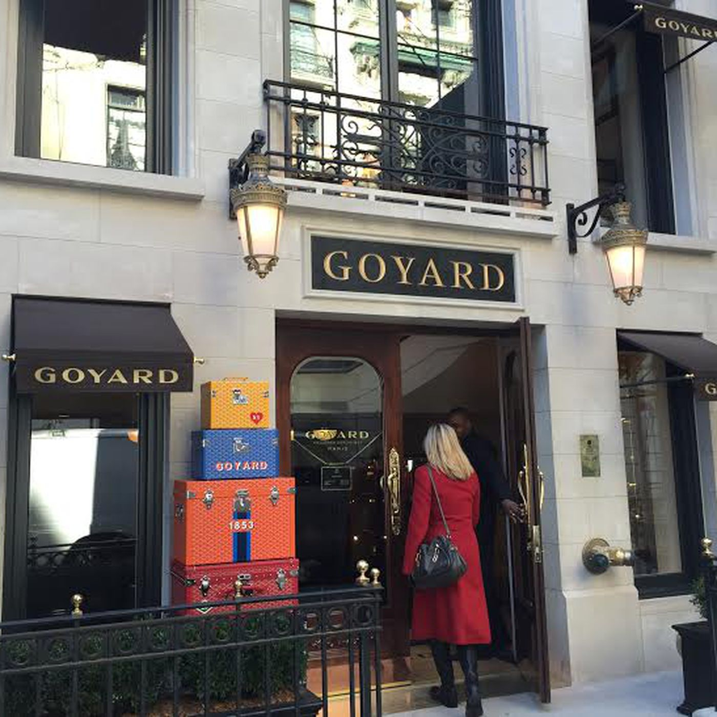 d2a69531c85 Goyard Quietly Debuted Its First NYC Store This Month - Racked NY