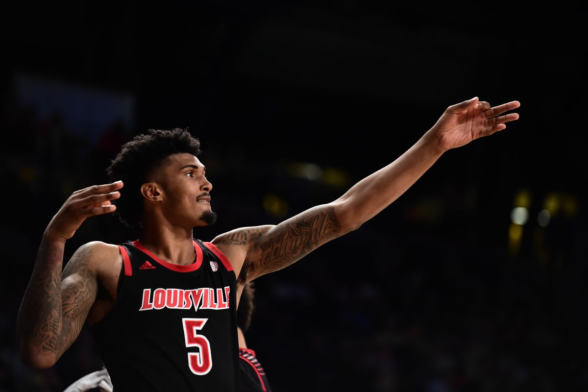 Highlights And Full Game Video Louisville 79 Georgia Tech 51 Card Chronicle