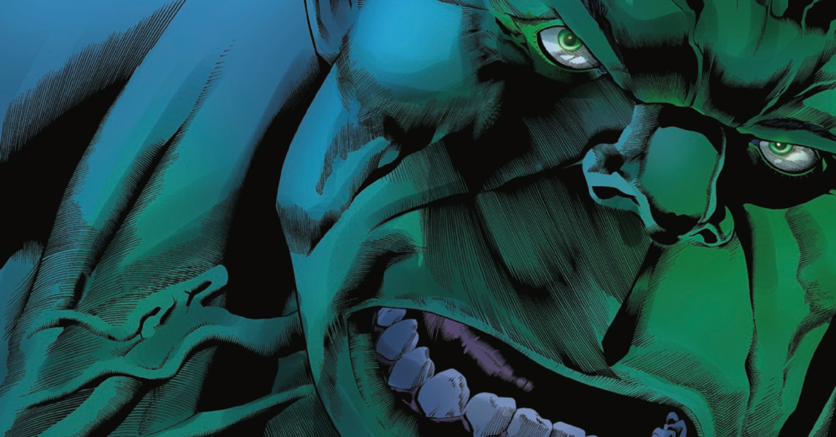 The Hulk mutated over 55 years to become Marvel's most multifaceted character