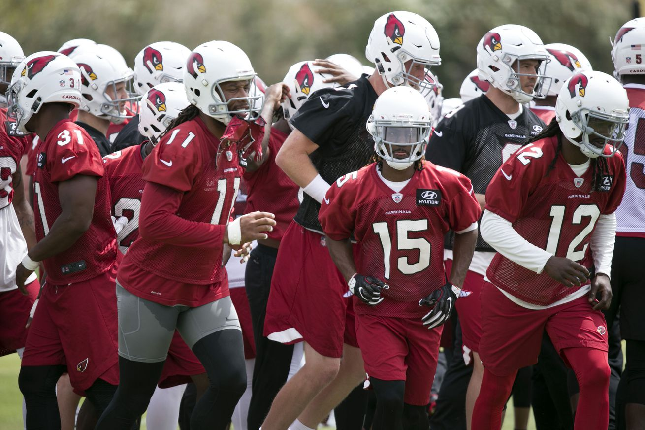 Arizona Cardinals Wide Receiver Outlook for 2018