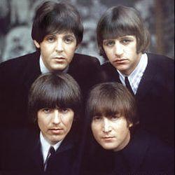 The Beatles in 1965: clockwise top left, Paul McCartney, Ringo Starr, John Lennon and George Harrison.