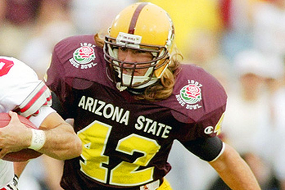 low priced a2af3 e8427 Pat Tillman College Hall Of Fame Induction Ceremony, July 16 ...