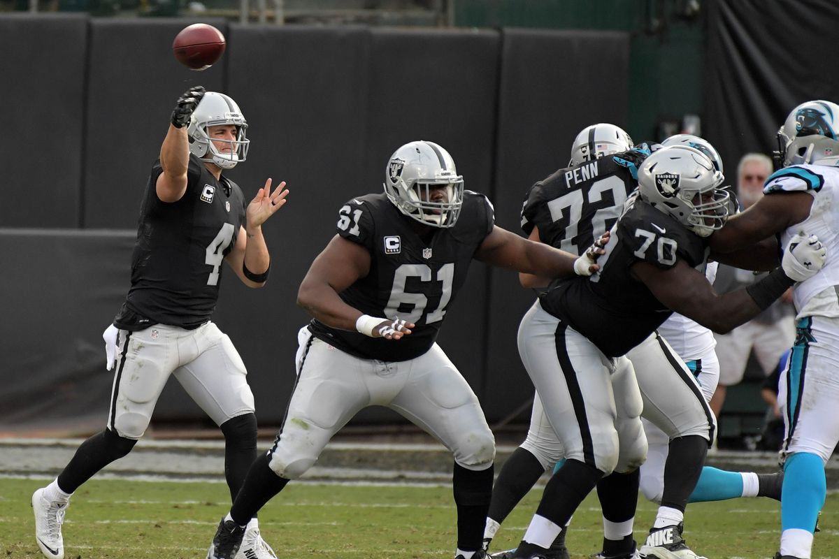 Raiders 2019 NFL schedule: Dates, times, primetime games and