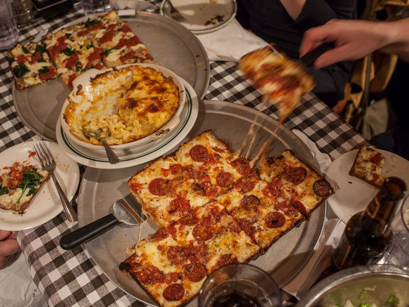 Buddy's Pizza is a Detroit classic.