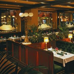 The winding dining rooms and bars of Old Ebbitt Grill each have their own personalities and altogether they make the White House adjacent restaurant even more of a DC icon than it already is. The Victorian interior is filled with antiques, mahogany, marbl