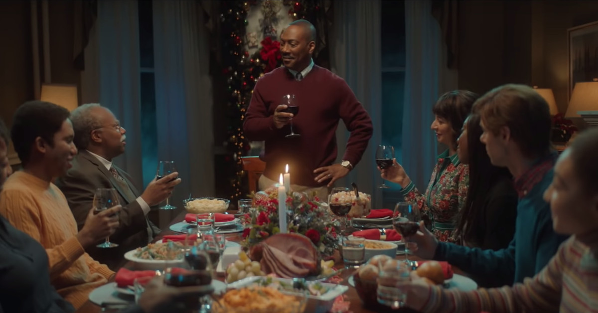 Eddie Murphy's Return To SNL Was A Holiday Miracle - EpicNews