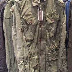 Jacket, $60