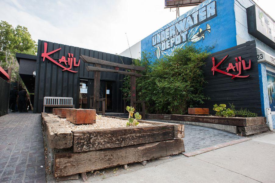 Kaiju a sushi hideaway in sherman oaks opening may 12 on for Fish dish sherman oaks