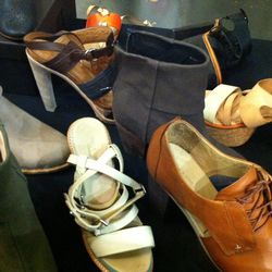 More shoe styles
