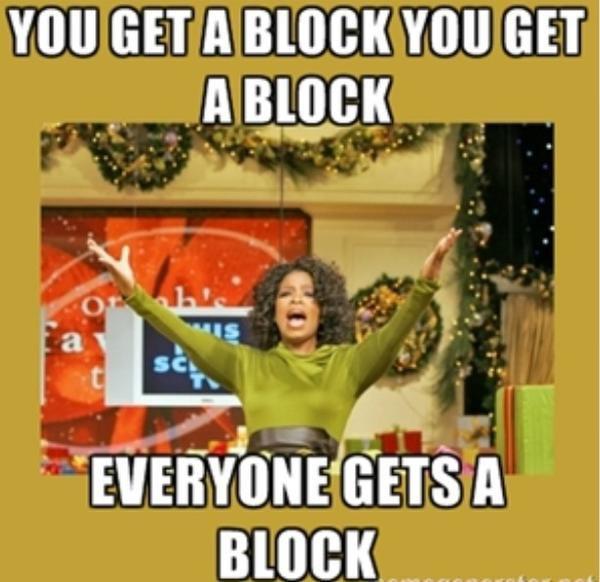 Blocks for Everyone!