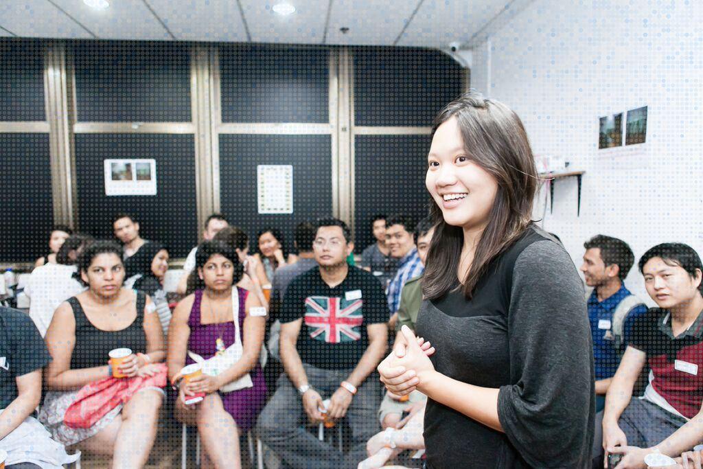 Wobe CEO Adrianna Tan