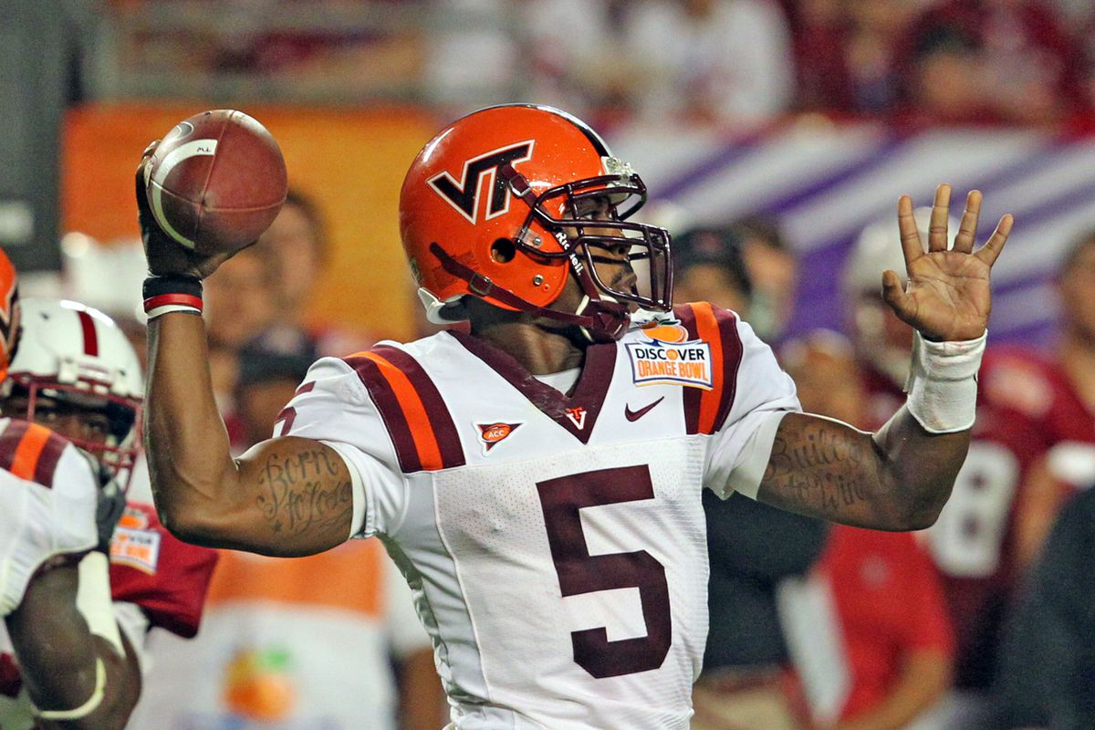 best service 6c346 a4c3e Virginia Tech football: 5 days til kickoff with a look back ...