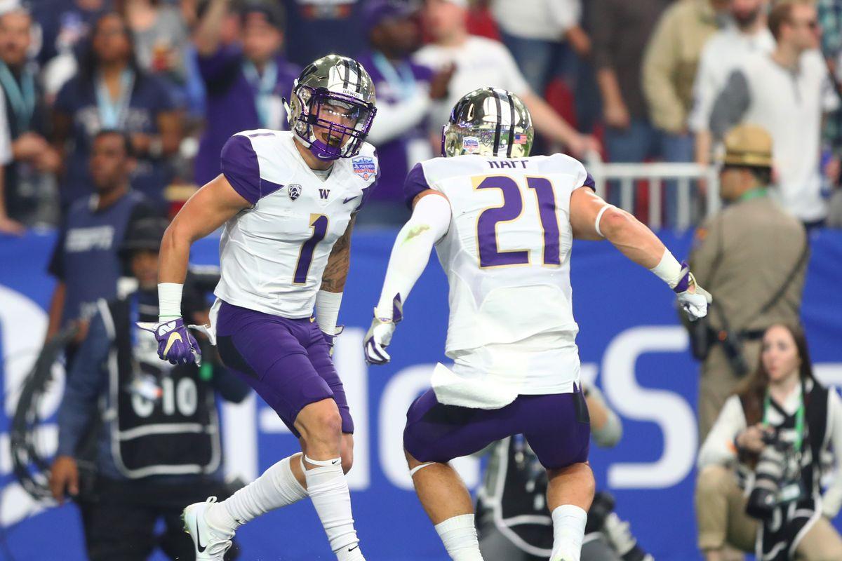 NCAA Football: Fiesta Bowl-Penn State vs Washington