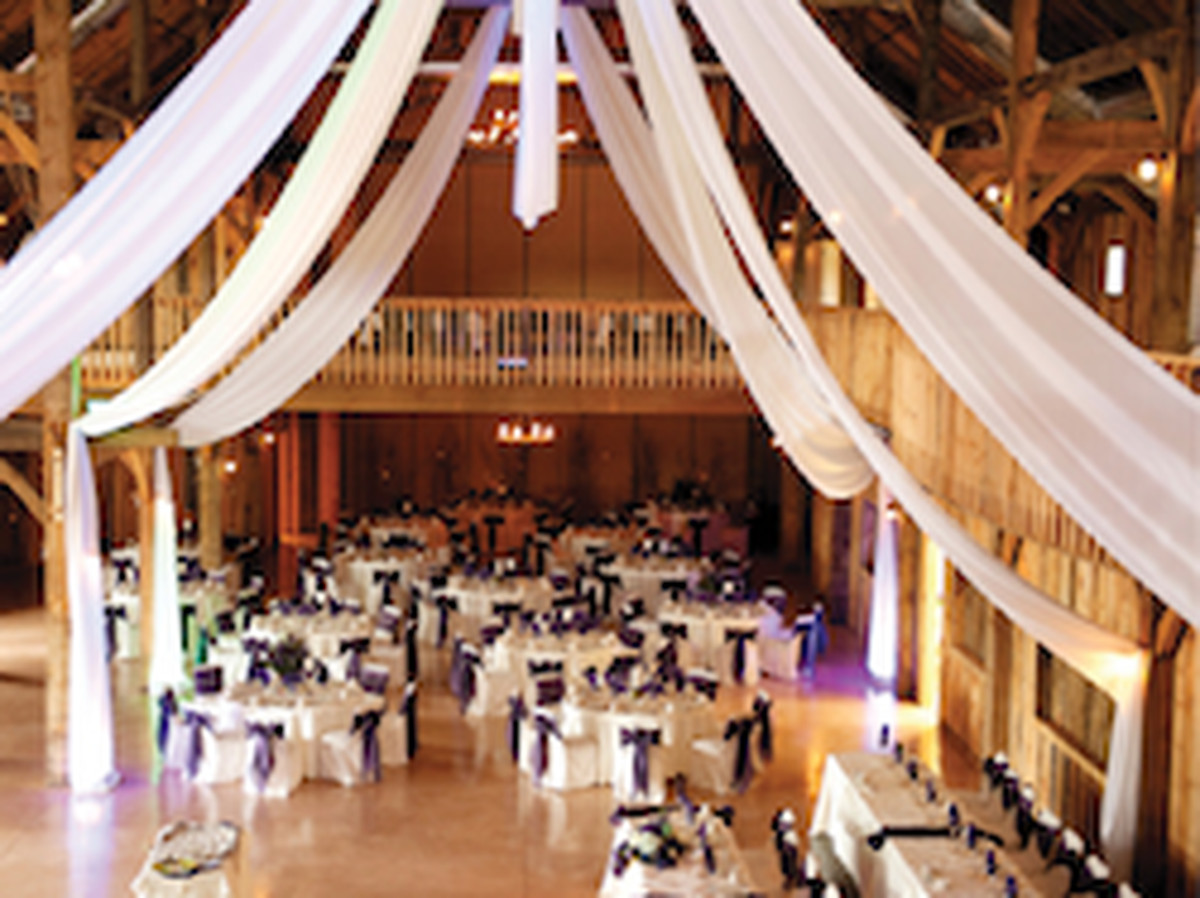 The Stellar Spots For Barn Weddings Just A Bit Further