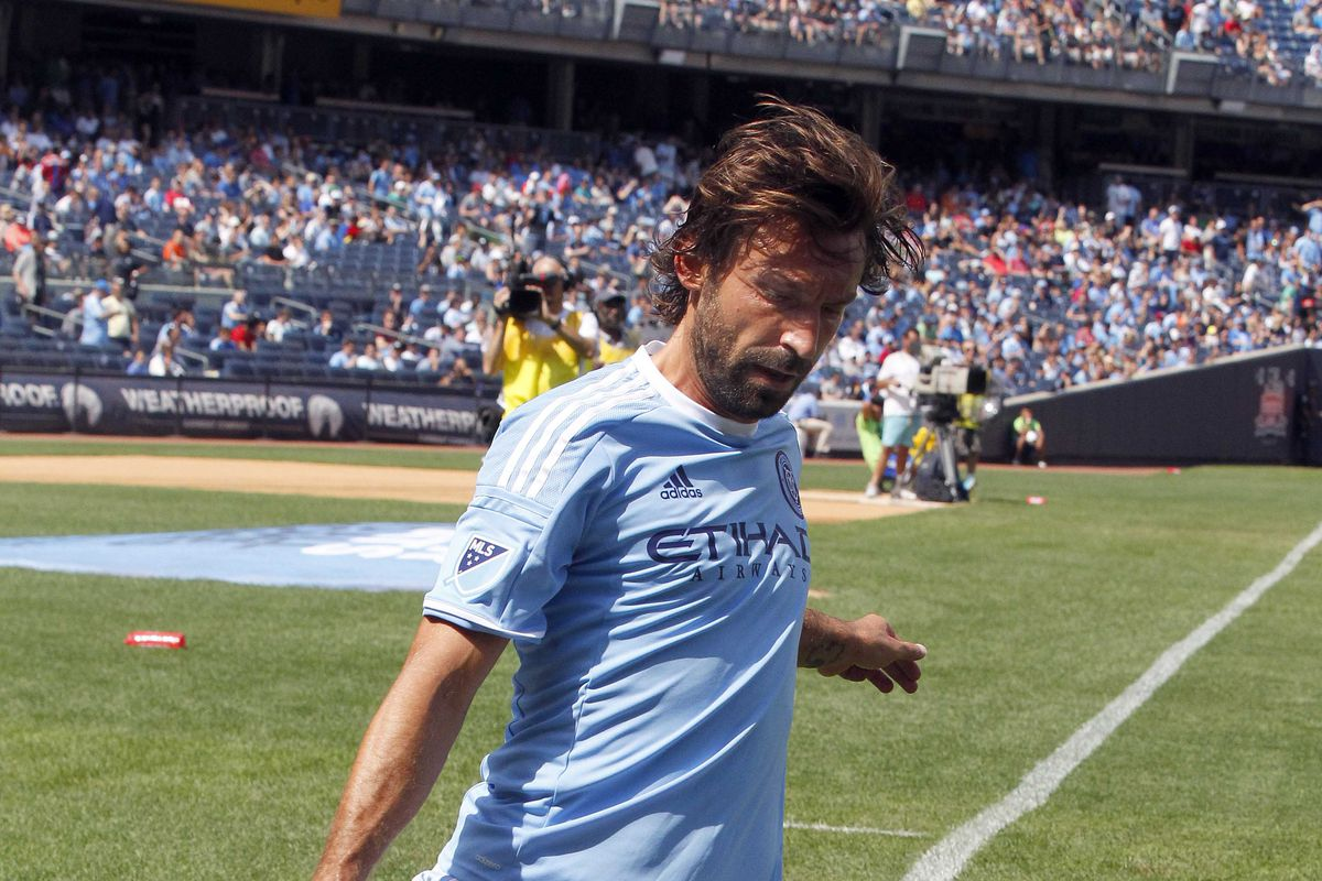 The highest-paid beard in MLS.