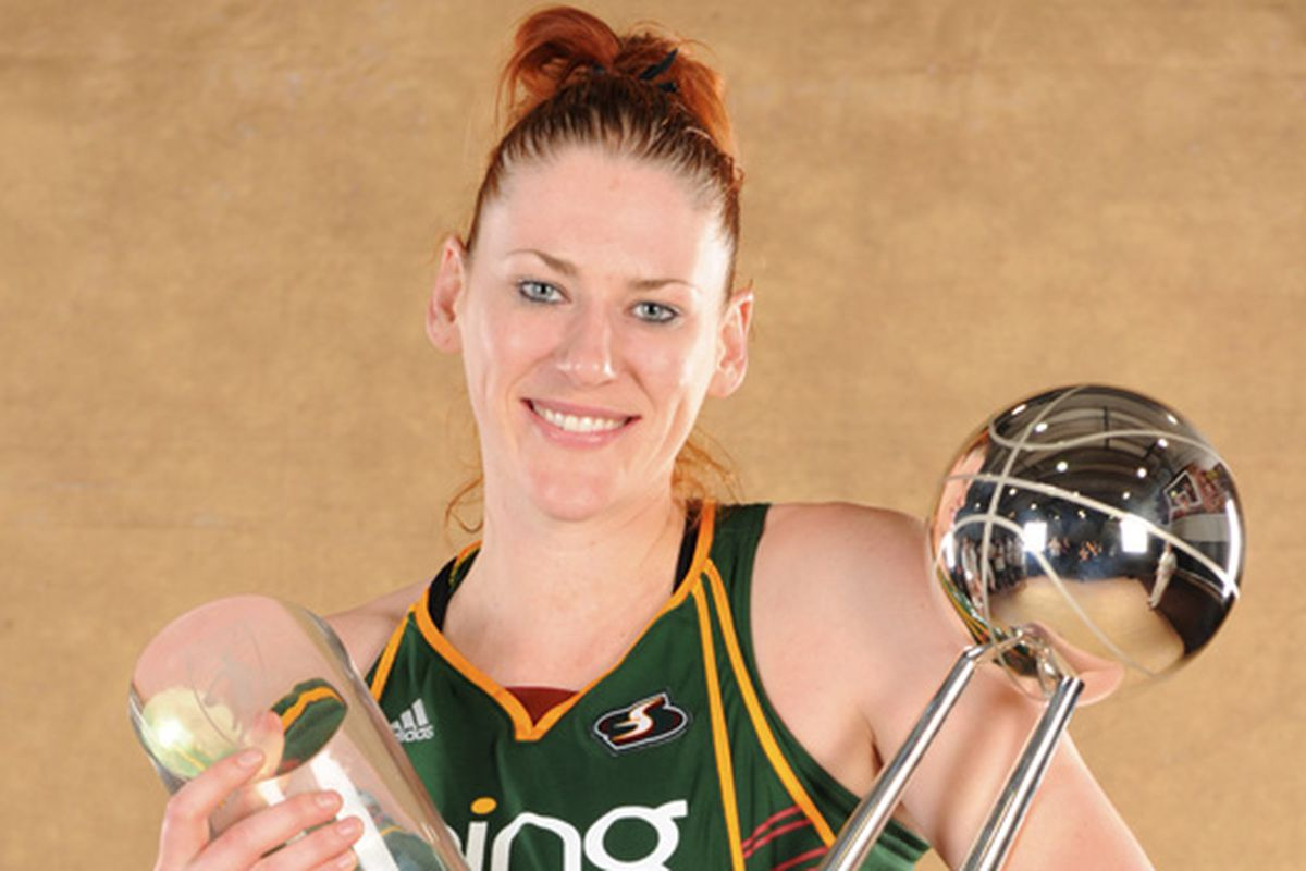 Seattle Storm's Lauren Jackson announces her retirement from professional  basketball. - Sonics Rising